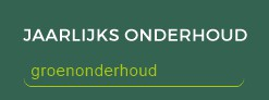groenonderhoud contract